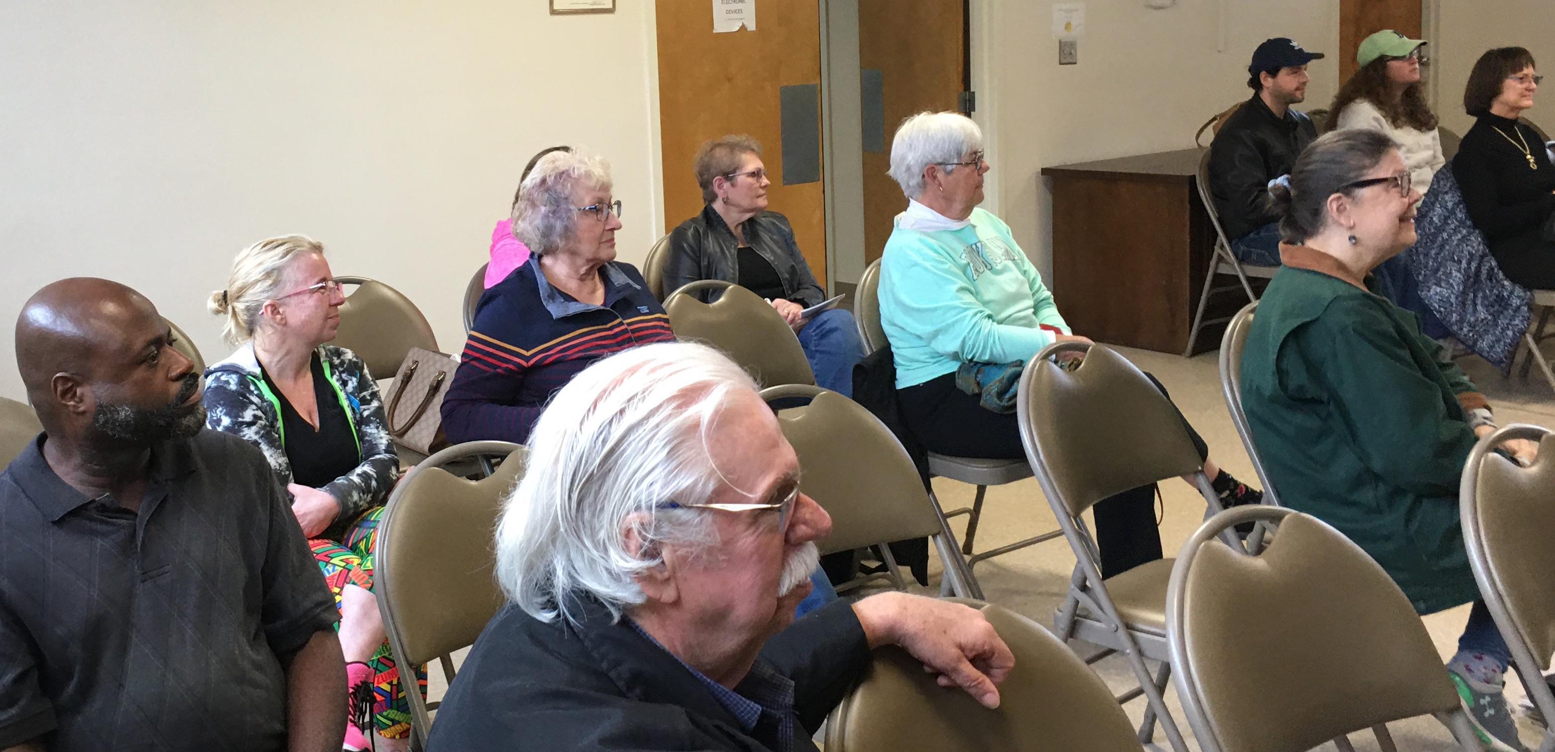 at our Feb. 2020 meeting in the Annex Building
